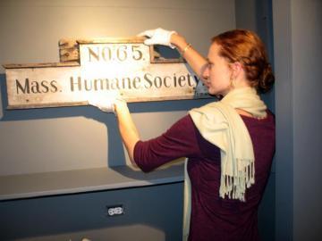 Anna Carringer sign