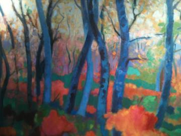 Nancy Furino Painting