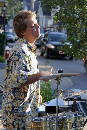 Rick Bausman Drum