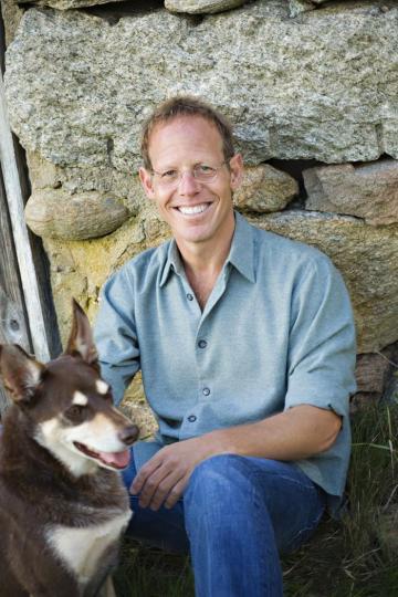 Tony Horwitz dog Milo