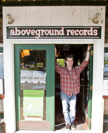 Aboveground Records