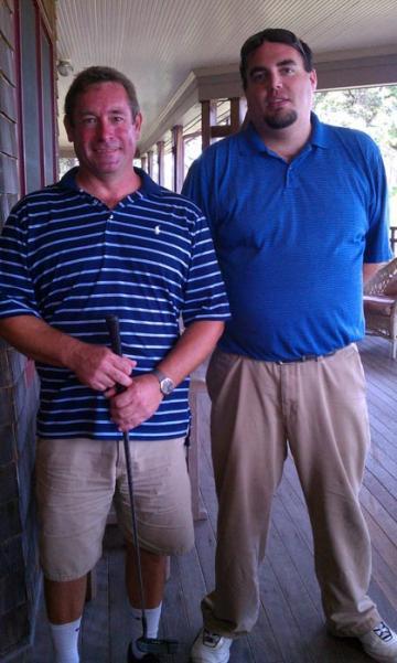 Minton Mark Bagdigian golf club