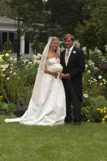 Susan Foster Oliver Campbell Kerredge bride groom