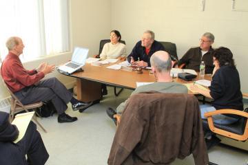 Oak Bluffs Wastewater Meeting Joe Alosso