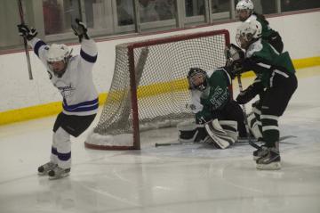 girls hockey state tournament