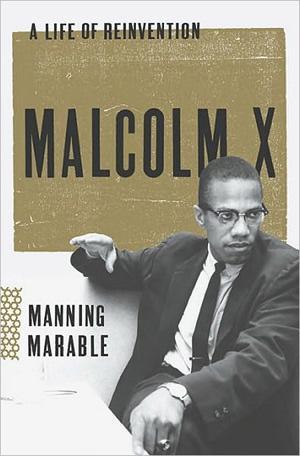 book cover Malcom X