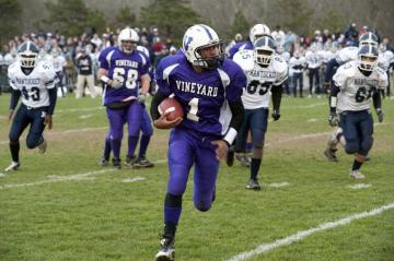 Marthas Vineyard Regional High School varsity