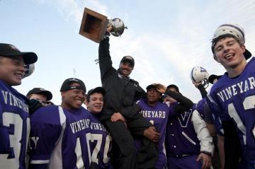 Marthas Vineyard Regional High School football