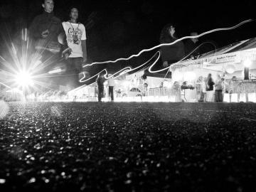 late night walkers