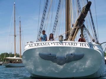 schooner alabama