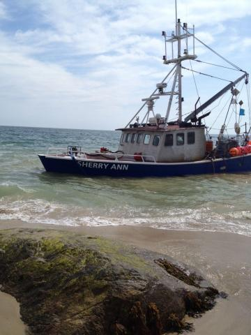 sherry ann lobster boat