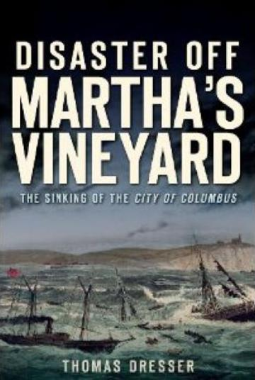 disaster off marthas vineyard book
