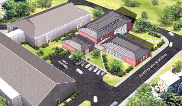 Edgartown Library plan