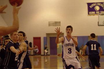 Charlie Everett basketball