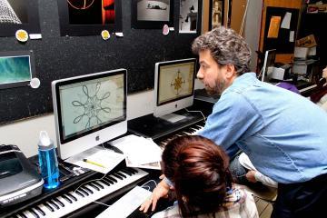 Chris Baer Ashleigh Dexter computers