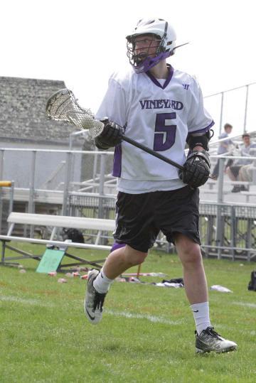 Nick Costello lacrosse