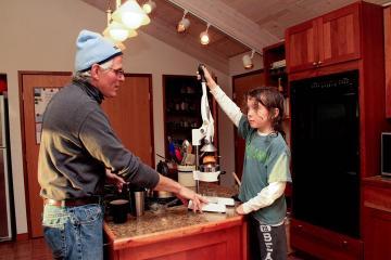 Jack Lionette Robert kitchen