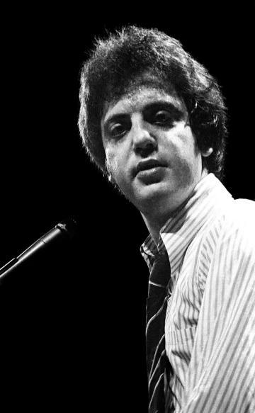 Billy Joel, James Shive