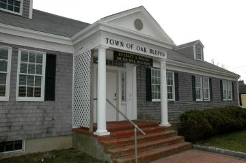 oak bluffs police department