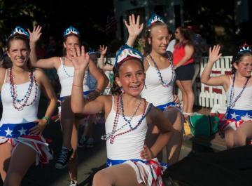 Fourth July Parade