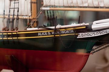 alice wentworth