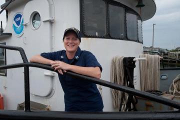 Lieutenant Anna-Liza Villard-Howe