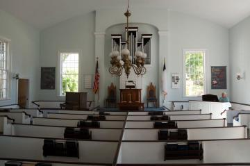 chilmark church