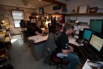 Dukes County Communications Center Sheriff Michael McCormack