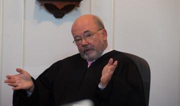 Judge Hon. Cornelius J. Moriarty 2nd