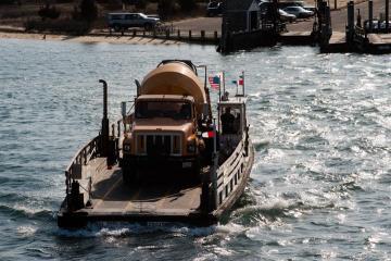 Chappaquiddick ferry