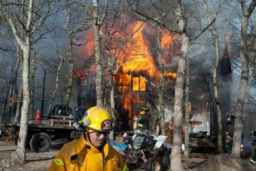 House House fire