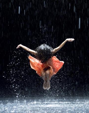 Wim Wenders Pina Bausch dancer