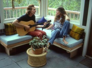 James Taylor Carly Simon Guitar