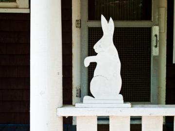 bunny cottage