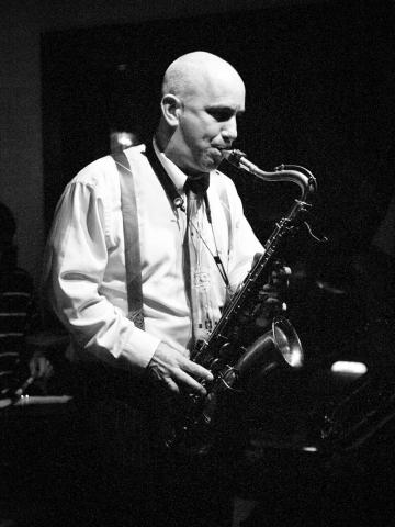 Brian Nelson melody sax