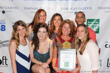 YMCA of Martha's Vineyard staff