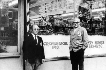 David and Robert Cronig