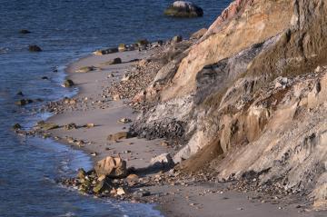 Gay Head Cliffs, Aquinnah, Martha's Vineyard