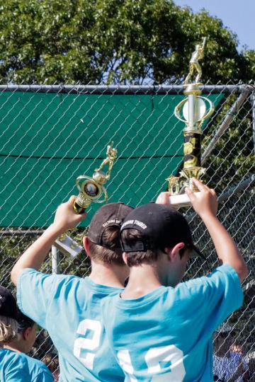 little league trophy