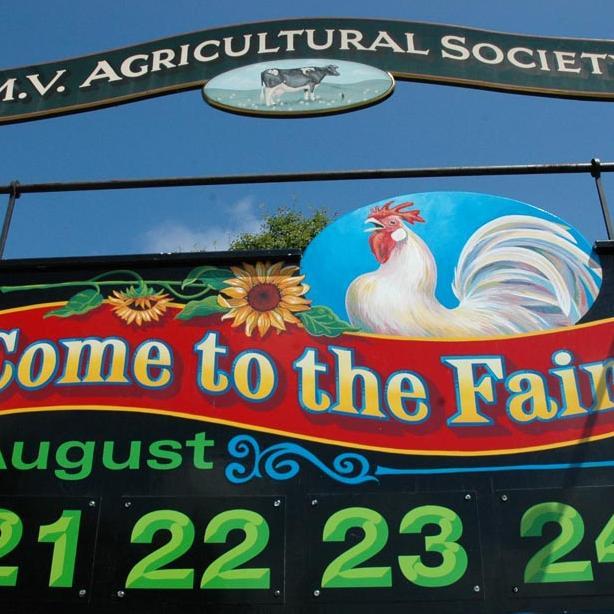 Ag fair sign