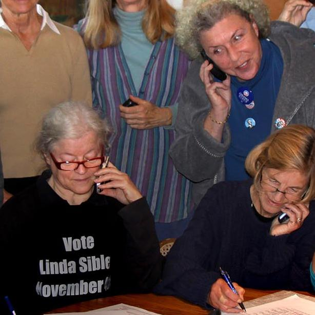 Dialing for Obama