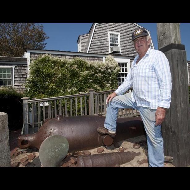 Robert Douglas Civil War cannon