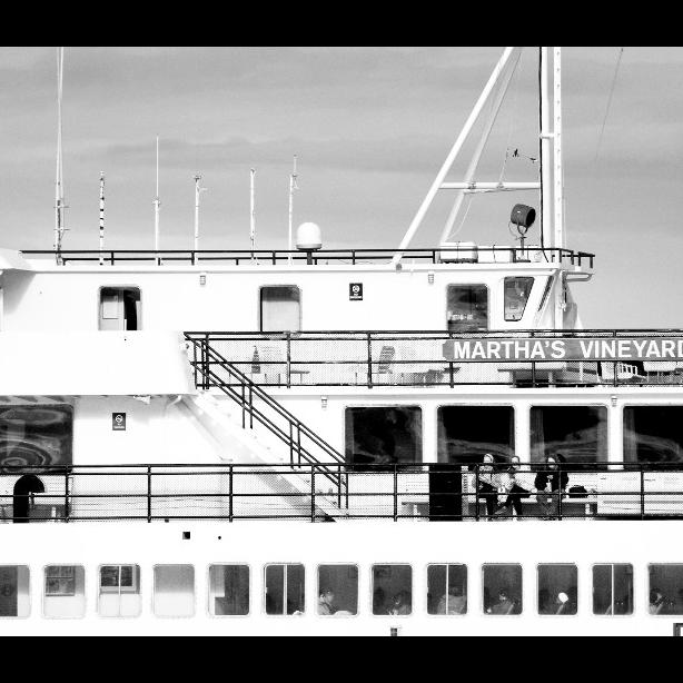ferry Martha's Vineyard