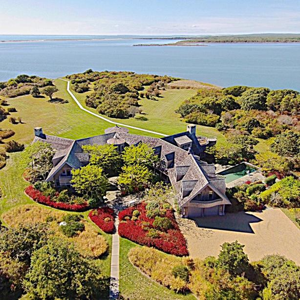 Obama Martha's Vineyard House