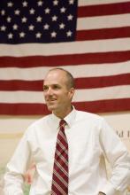 Principal Michael Halt