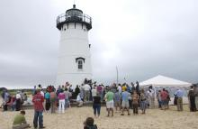 lighthouse ceremony