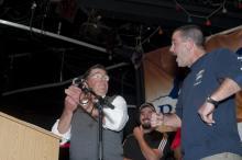 Steve Morris wins boat