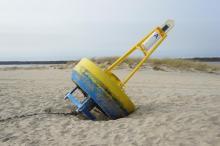 buoy beach
