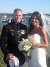 Alessandra Boniface James Michael hagerty bride groom