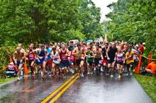chilmark road race
